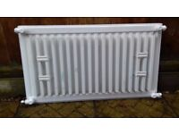 Radiator - Single Panel - 45cm tall by 80cm wide