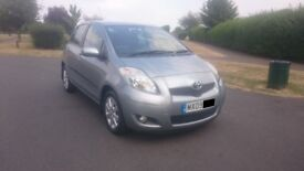 Toyota Yaris, t-spirit VVTi, 1.3, FSH, semi-auto, lady owner