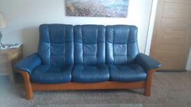Blue stressless suite