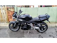 2002 Triumph Speed Triple 9955i