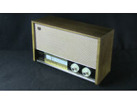 Vintage........Bluetooth Speaker with a difference......( Ferranti BT1037)