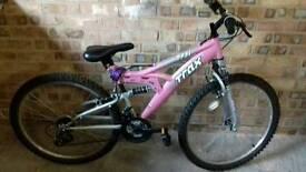 Trax TFS1 women's mountain bike