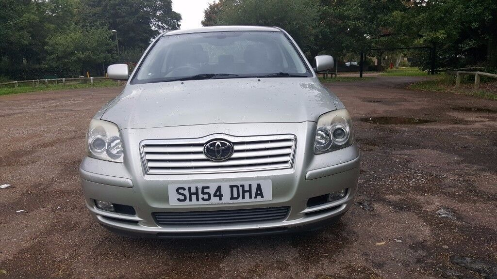 Toyota Avensis 2.0 D4D T3X , (54 plate)
