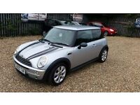 2005 MINI Hatch 1.4 One D with full service history
