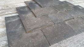 """Reclaimed Acme Dark Roofing Tile 