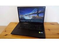 "Lenovo G700 Gaming Laptop, Intel Core i7 3612QM, 8GB RAM, 1TB HDD, Nvidia GT720M,USB 3, 17.3"" HD LED"