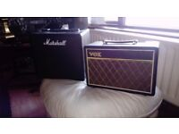 two amps for sale