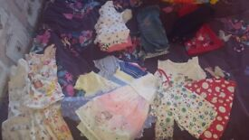 Girls baby clothes age 3-6 months