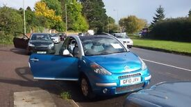 Citreon C3 plurial converible Automatic 2010 BLUE 42000 Taxed until may 2017 MOT March 2017