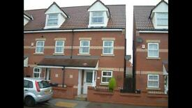 3 BEDROOM 3 STOREY HOUSE WITH GARAGE IN STAINFORTH DONCASTER