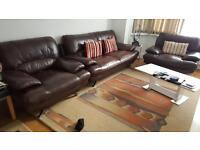 Harvey's sofa set of 3
