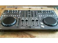 Pioneer DDJ T1 Controller with full Tracktor software Boxed