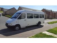 17 seater minibus Psv mot until july 2017 213000 miles on the clock