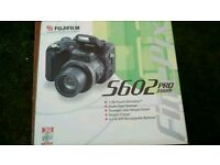 Finepix S602 Pro Zoom Camera