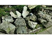 Large garden rocks for sale
