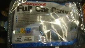 Medium size car cover