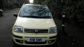 Fiat Panda 1.2 Dynamic with double sunroof and only 30,000 miles.