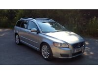 Volvo V50 1.6 D DRIVe SE Lux (s/s) 5dr. 2011- STUNNING CONDITION !