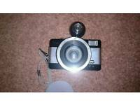Lomography Fisheye 2 Camera and Fisheye Submarine Waterproof Case