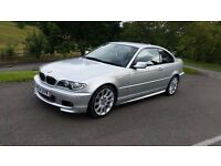 2004 BMW 3 Series 3.0 330Ci Sport AUTO has 1 owner since new