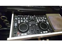 Denon DJ MC 3000 Traktor controller in perfect condition 100% working