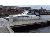 Sea ray Sundancer 250 power cruiser PROJECT NEEDS WORK last chance to buy