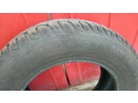 Uniroyal winter tyres 195 65 R15