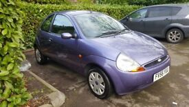 FORD KA STYLE * 1.3 * 56 REG * MOT TIL FEBRUARY 2019 * EXCELLENT DRIVING CONDITION * QUICK SALE £795