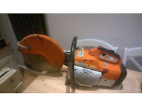 Stihl Saw TS400 Disc Cutter