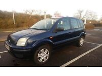FORD FUSION 2 16v 1.6 FULL SERVICE HISTORY// ONE PREVIOUS KEEPER/2 keys £975