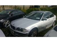 2001 320d BMW Irish reg