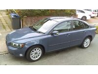 2005 Volvo S40 1.6 Diesel. Volvo service histoty. Amazing on fuel and insurance. Good tyres TAX, MOT