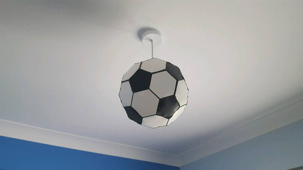 Football light shade from next in ebbw vale blaenau gwent gumtree football light shade from next aloadofball Images