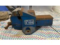 Record 100mm Vice