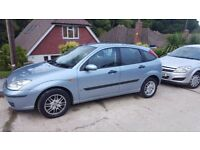Ford focus (low mileage )