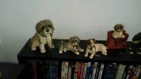 Leonardo collection dog ornaments