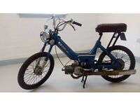 1974 PUCH MAXI 50cc Moped Scooter