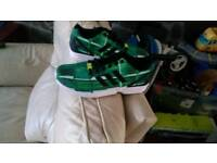 Brand new size 10 limited edition adidas trainers