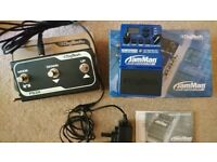 Digitech Jamman Solo XT with FS3X footswitch