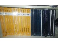 ACCA Accounting StudyText, Revision books & Passcards