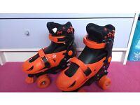 New roller skates size 1-3 uk