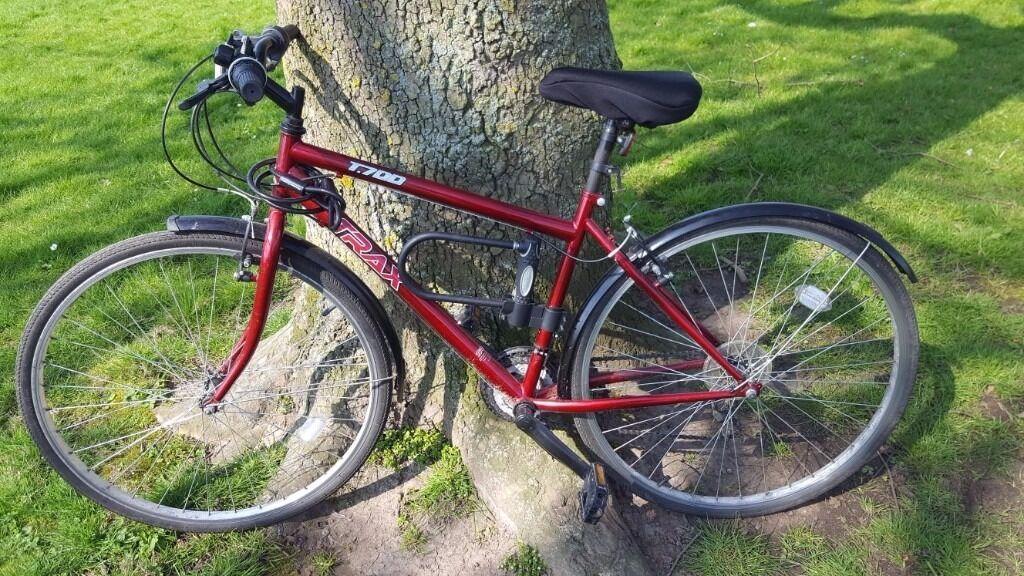 Trax T700 Mens Hybrid Bicycle In Derby Derbyshire Gumtree