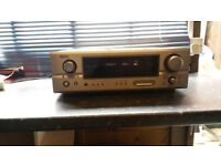 Hi for sale Denon amplifire in good condition working order!Can deliver for petrol fee