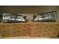 Brand New Vauxhall Vectra OE TYC Electric Headlights