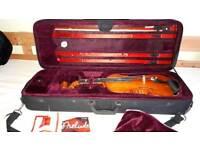 Vivaldi 3/4 size violin