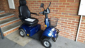NEW BATTERIES Mini Crosser M1 Mobility Scooter Immaculate Condition