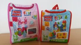 Mega Bloks x2