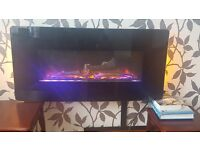 Electric fireplace, Excellent Condition