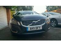 Volvo S60 D5 SE LUX sat nav leather seats