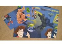 Toy Story single duvet set